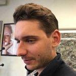 Capelli mossi barbiere di padova