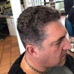 Taglio semplice di capelli a padova