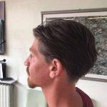 Taglio di capelli lunghi Padova